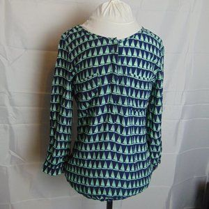 Women's Blouse with Sailboats